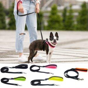 犬 リード 小型犬用 トレ・ポンティ Soft Mesh Leash (ソフトメッシュリーシュ) 130cm