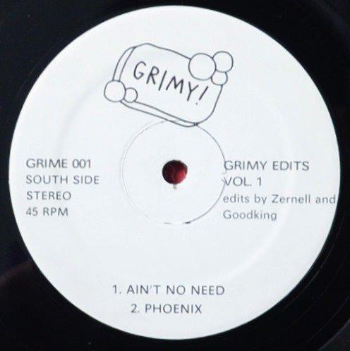 V.A. / GRIMY EDITS VOL. 1 (12