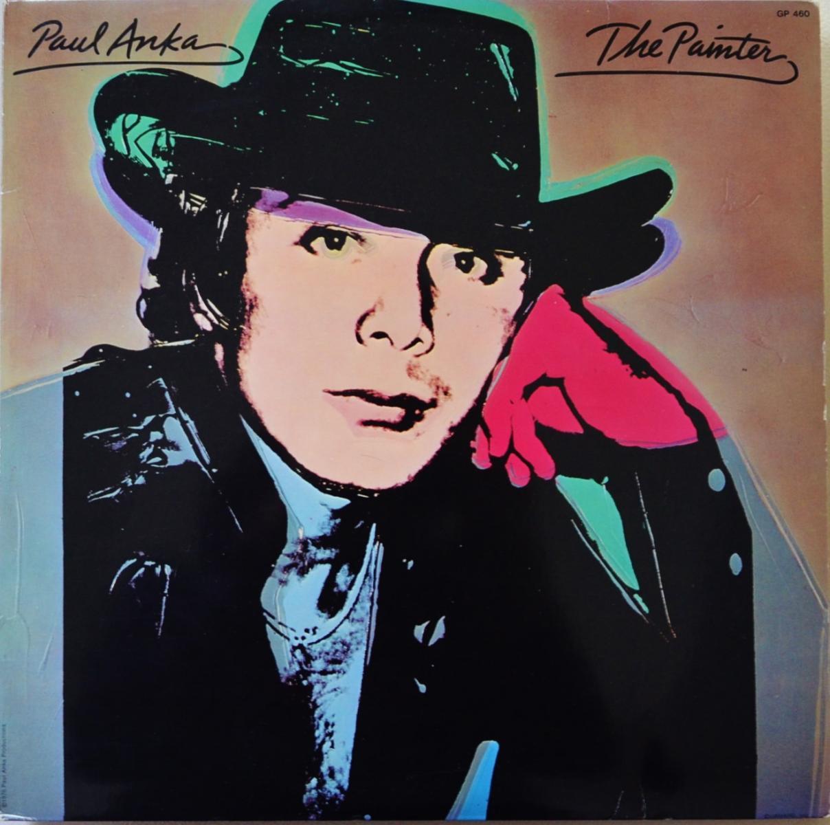ポール・アンカ PAUL ANKA / 孤独のペインター THE PAINTER (LP)