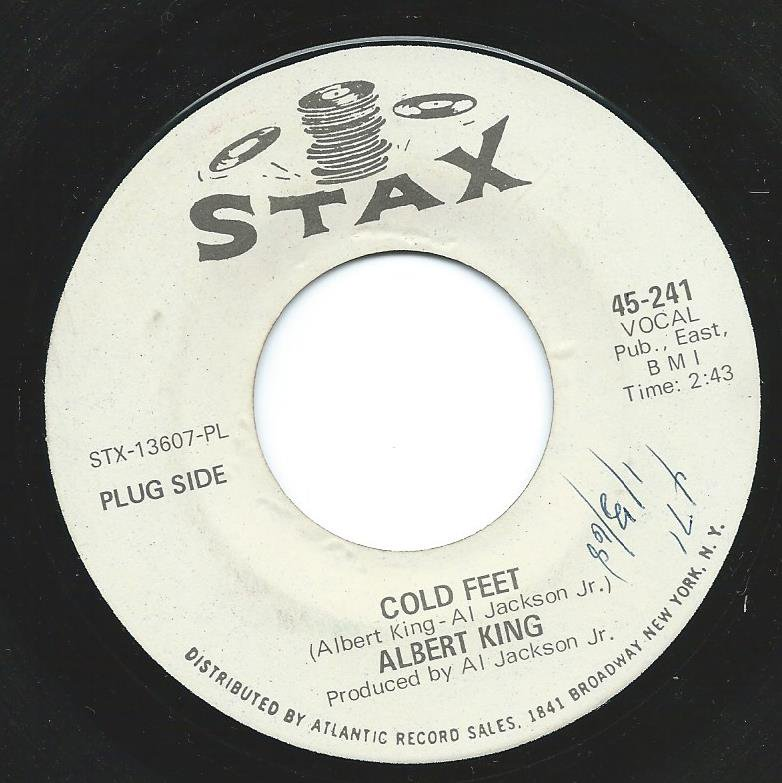 ALBERT KING / COLD FEET / YOU SURE DRIVE A HARD BARGAIN (7
