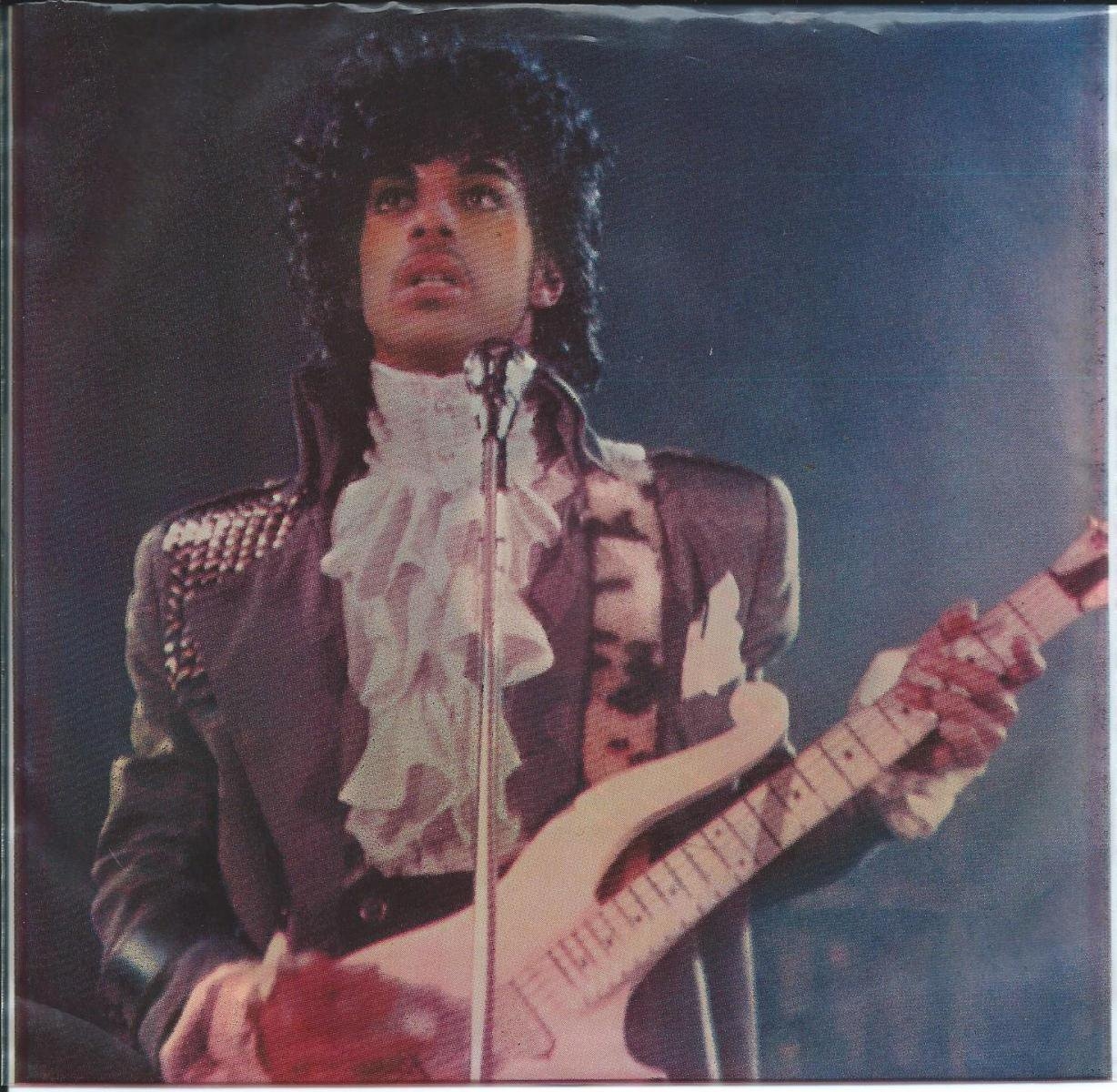 PRINCE AND THE REVOLUTION / PURPLE RAIN / GOD (7
