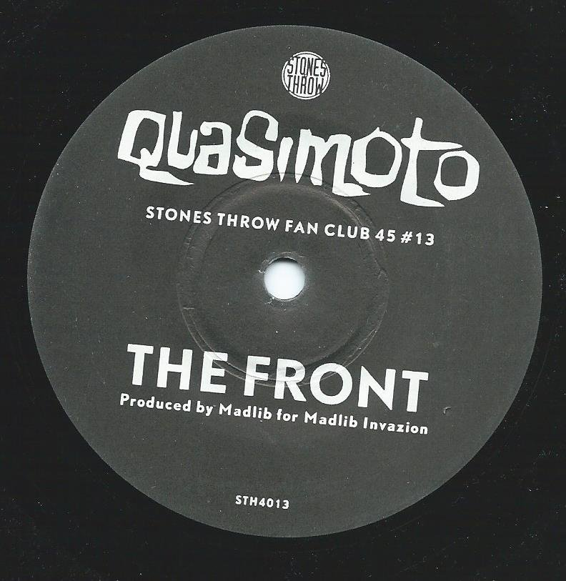 QUASIMOTO / THE FRONT / YOUNGBLOOD (7