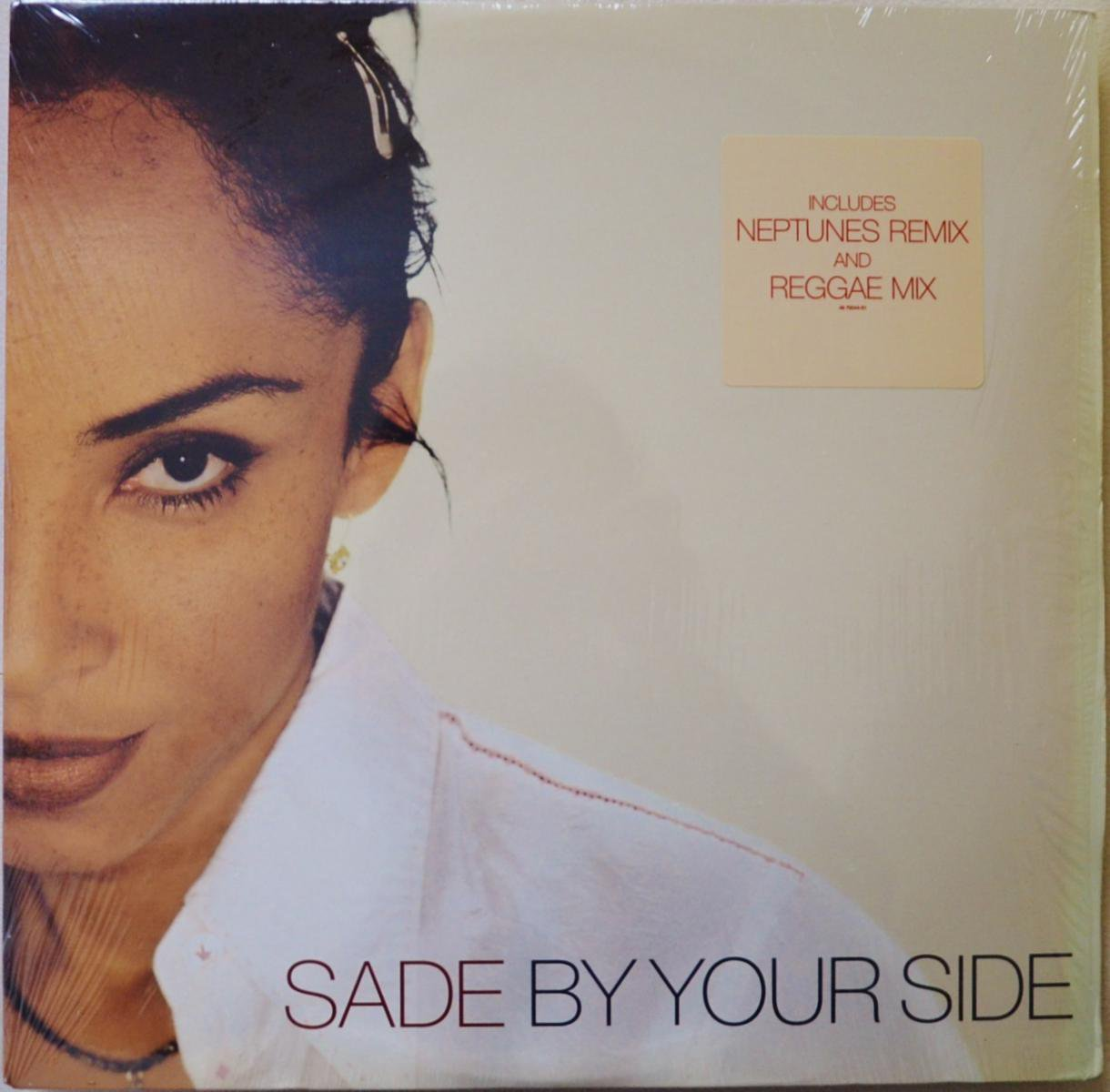 SADE / BY YOUR SIDE (12