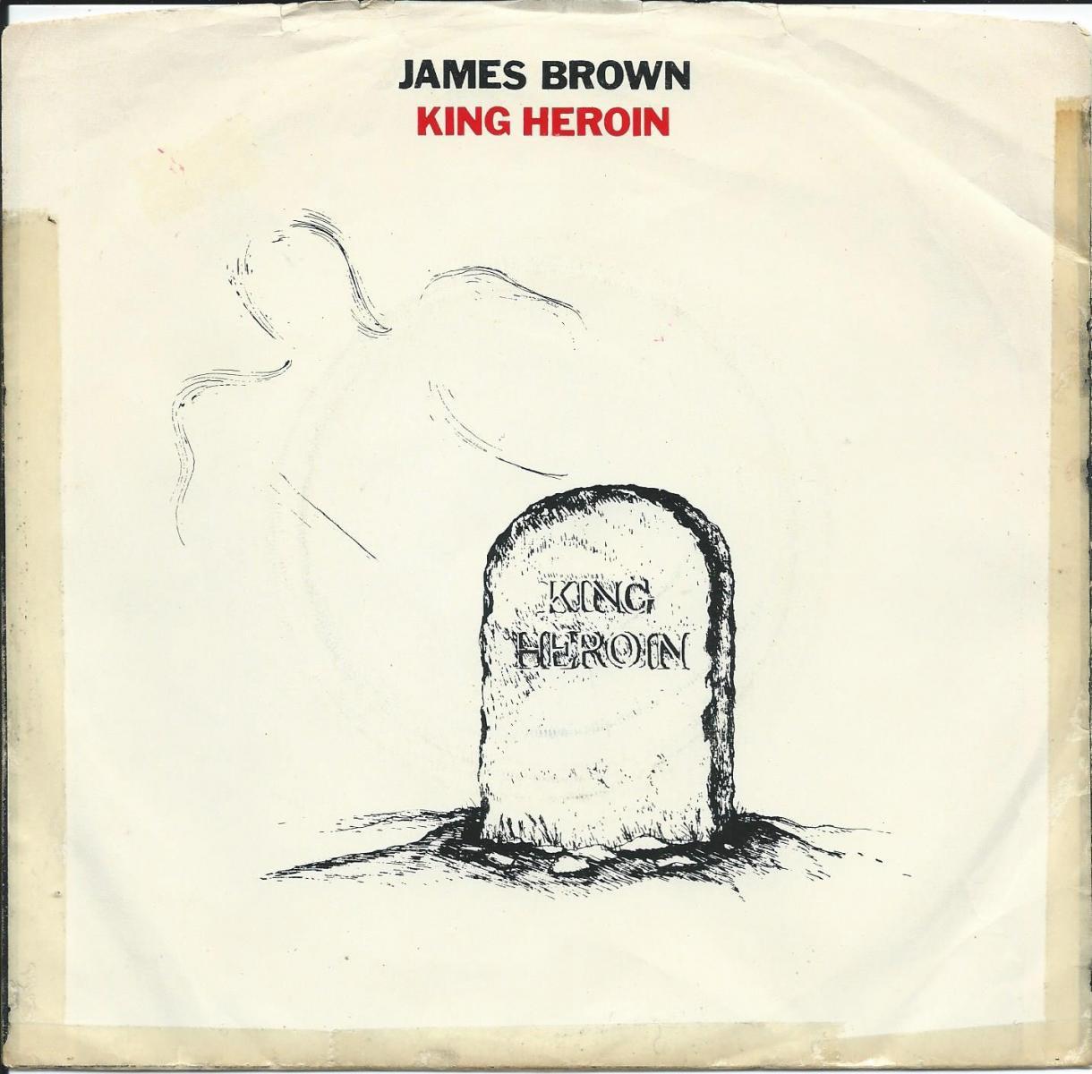 JAMES BROWN / KING HEROIN / THEME FROM KING HEROIN (7