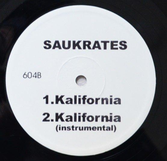 MARVEL / SAUKRATES / WORDZ OF... / KALIFORNIA (12