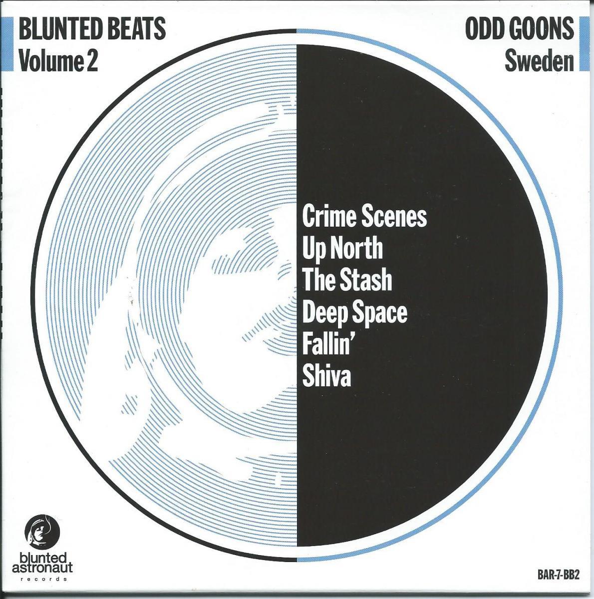 ODD GOONS / BLUNTED BEATS VOL.2 (6TRACKS EP) (7