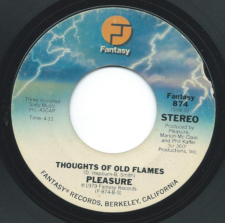 PLEASURE / THOUGHTS OF OLD FLAMES / GLIDE (7