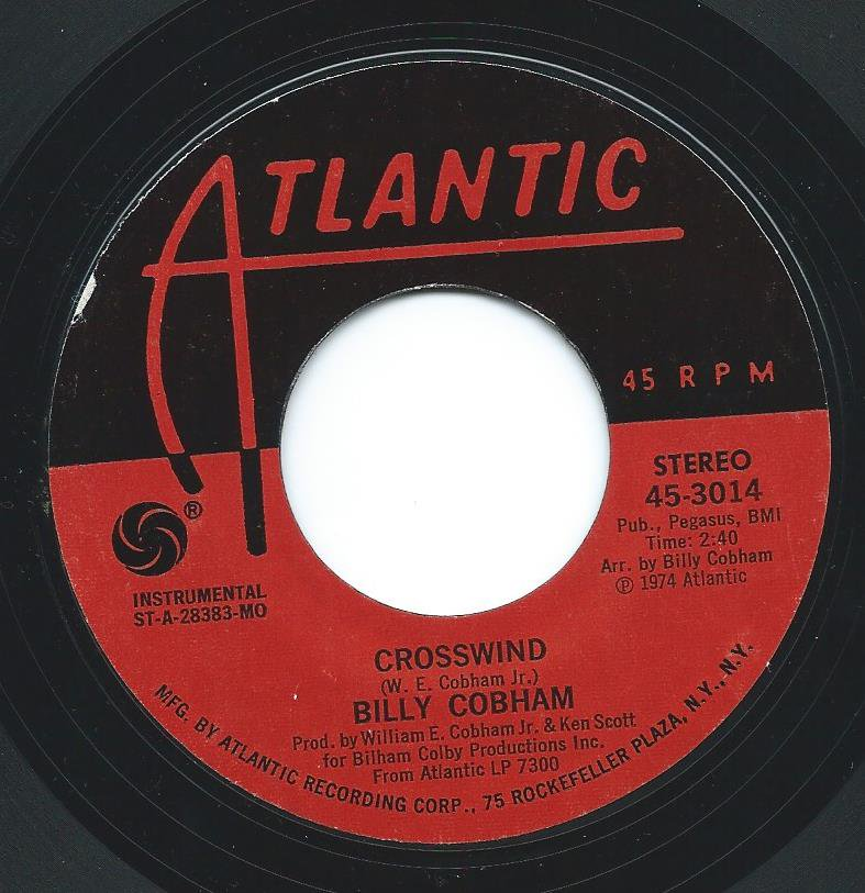 BILLY COBHAM / CROSSWIND / LE LIS (7