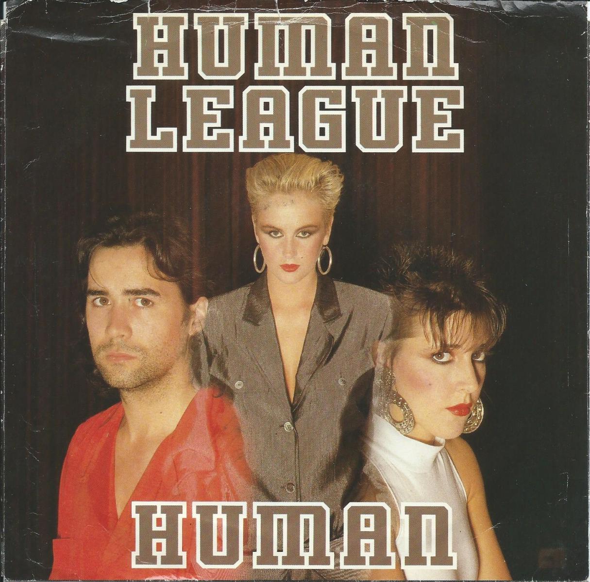 HUMAN LEAGUE / HUMAN (7