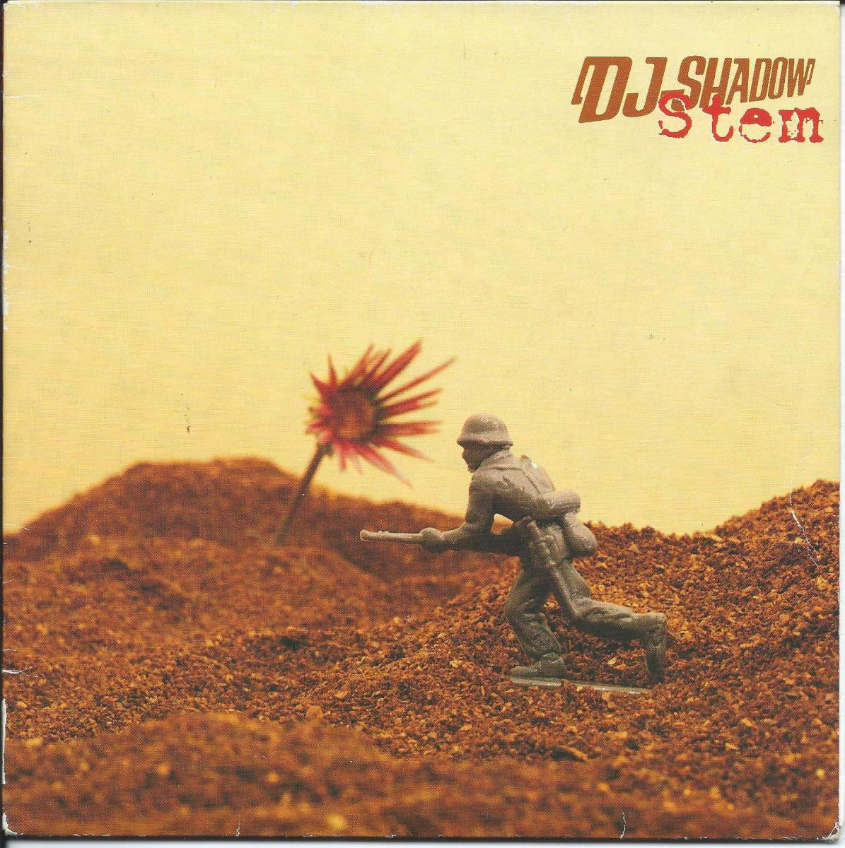 DJ SHADOW / STEM / RED BUS NEEDS TO LEAVE! (7