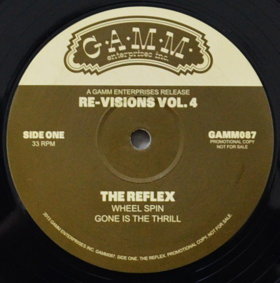 V.A. / RE-VISIONS VOL.4 (EDITED THE REFLEX) (12