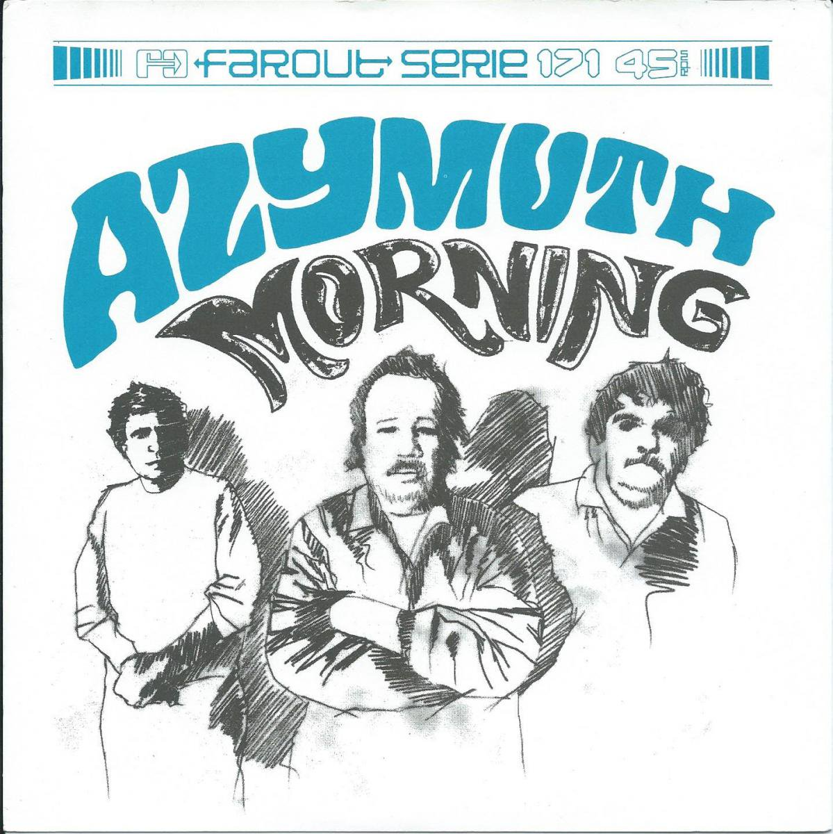 AZYMUTH / MORNING (7