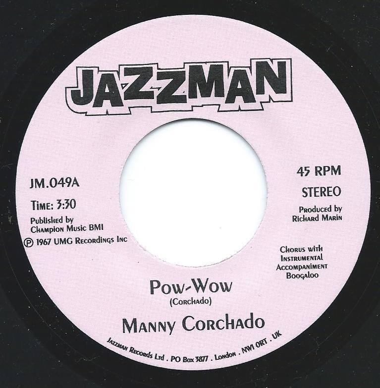Manny Corchado His Orchestra Tito Jimenez Aprovecha El Tiempo Swing While You Can