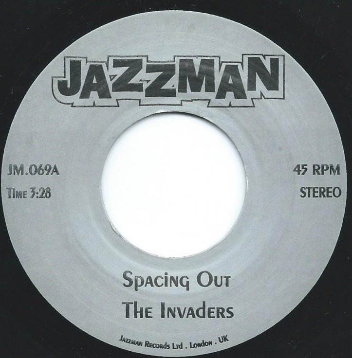 THE INVADERS / SPACING OUT / LATIN LIPS (7