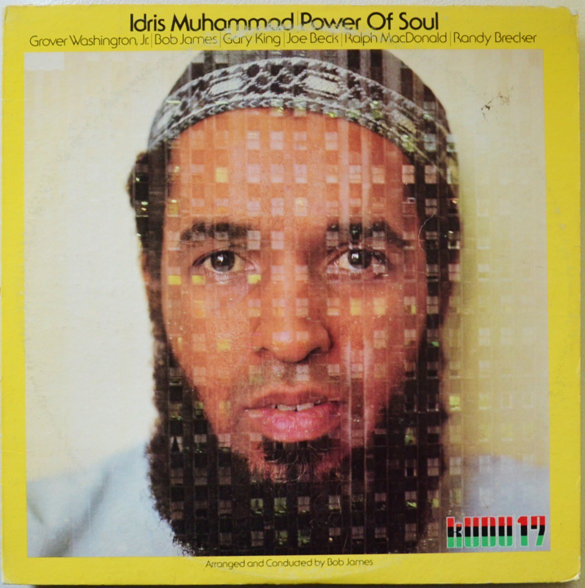 IDRIS MUHAMMAD / POWER OF SOUL (LP)