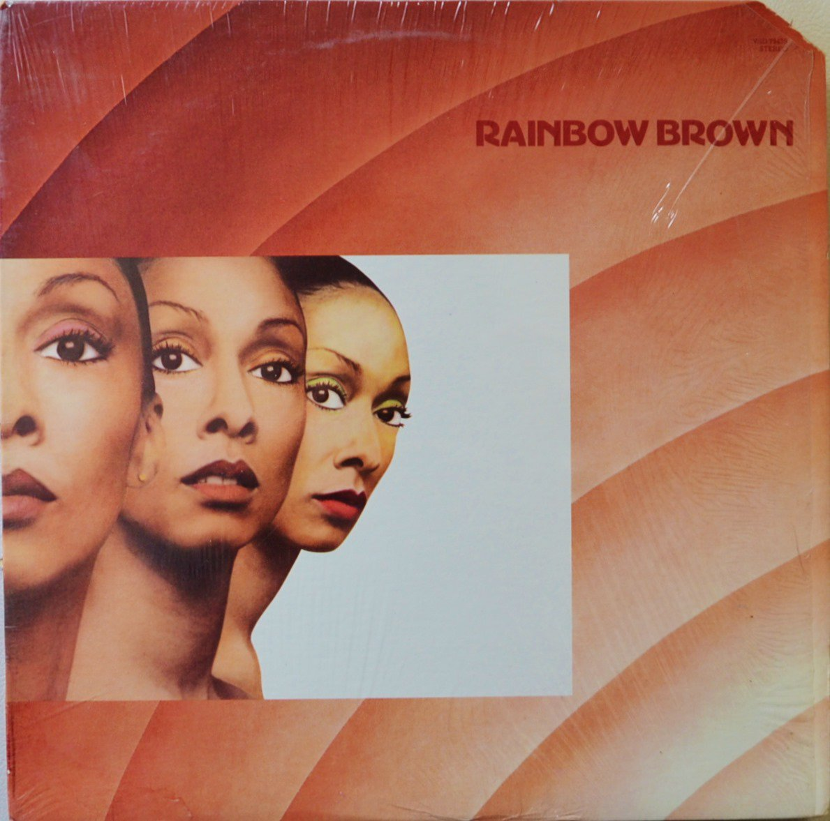 RAINBOW BROWN / RAINBOW BROWN (LP)