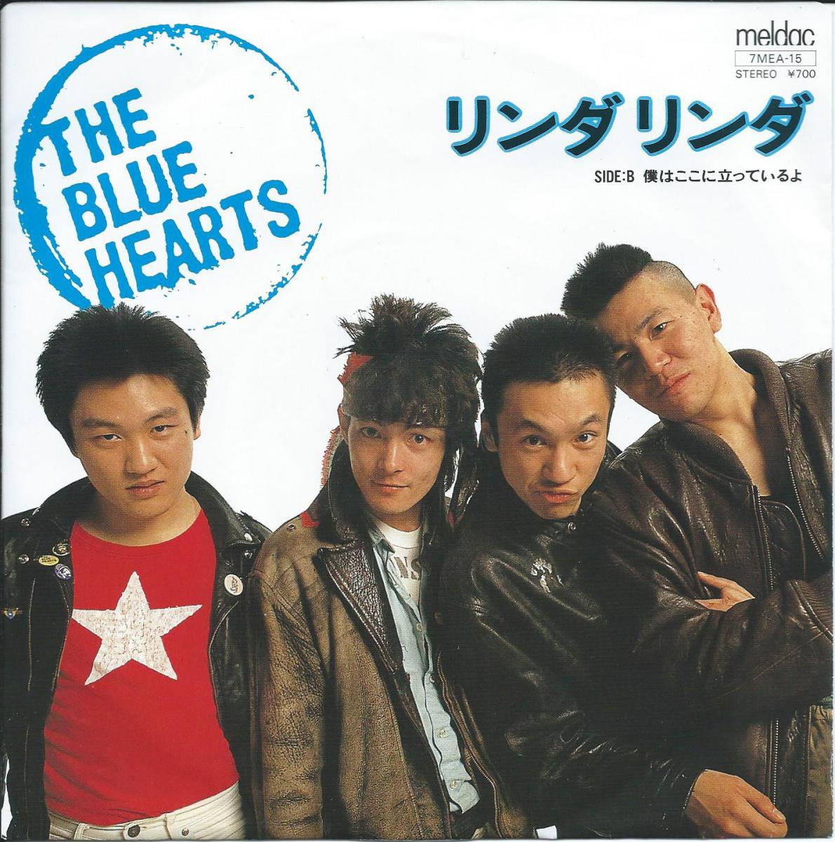 THE BLUE HEARTSの画像 p1_23