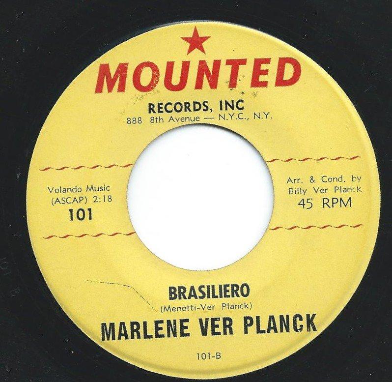 MARLENE VER PLANCK / BRASILEIRO / GROWING OLD GRACEFULLY (7