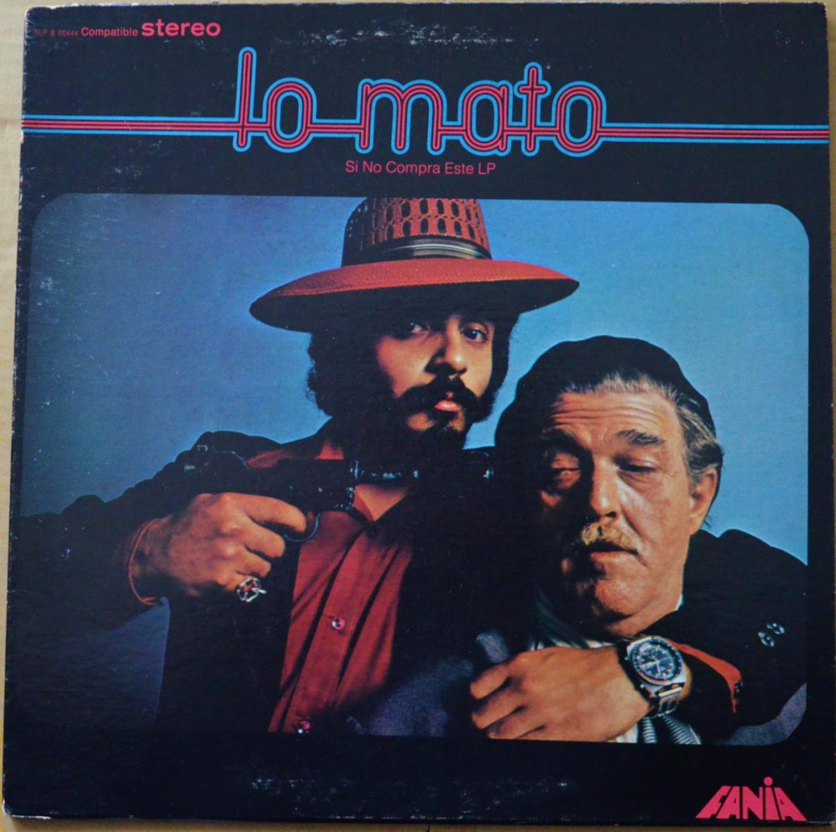 WILLIE COLON / LO MATO (LP)