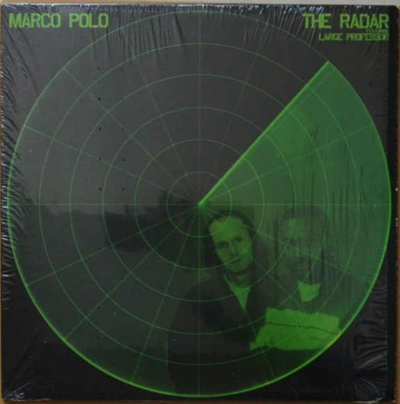 MARCO POLO / THE RADAR (FT.LARGE PROFESSOR) / MARQUEE (FT.O.C.) (12