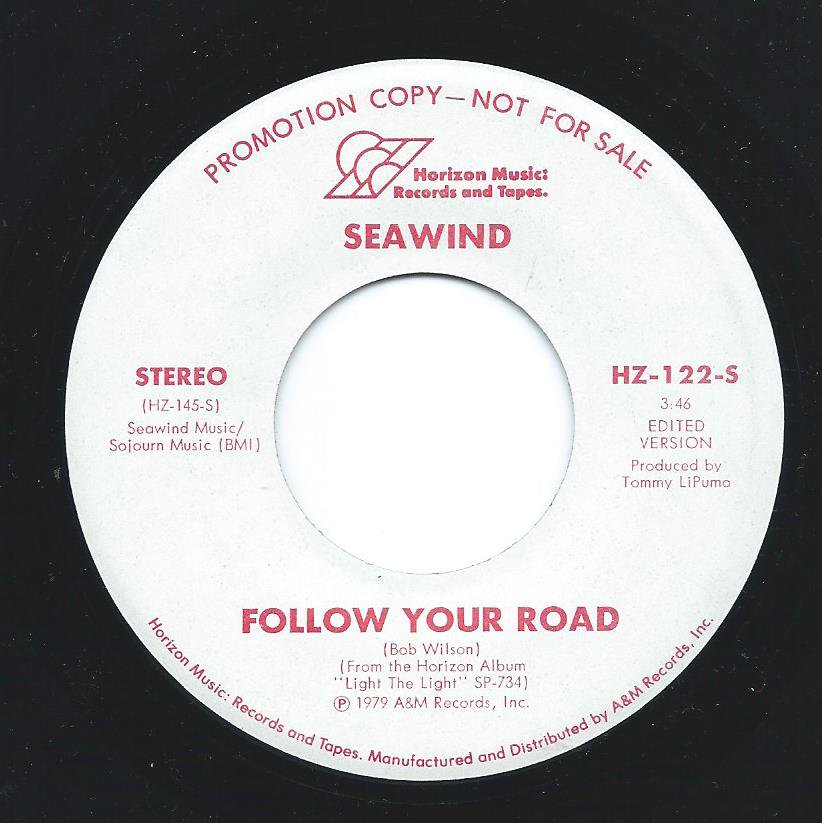 SEAWIND / FOLLOW YOUR ROAD / FREE (7