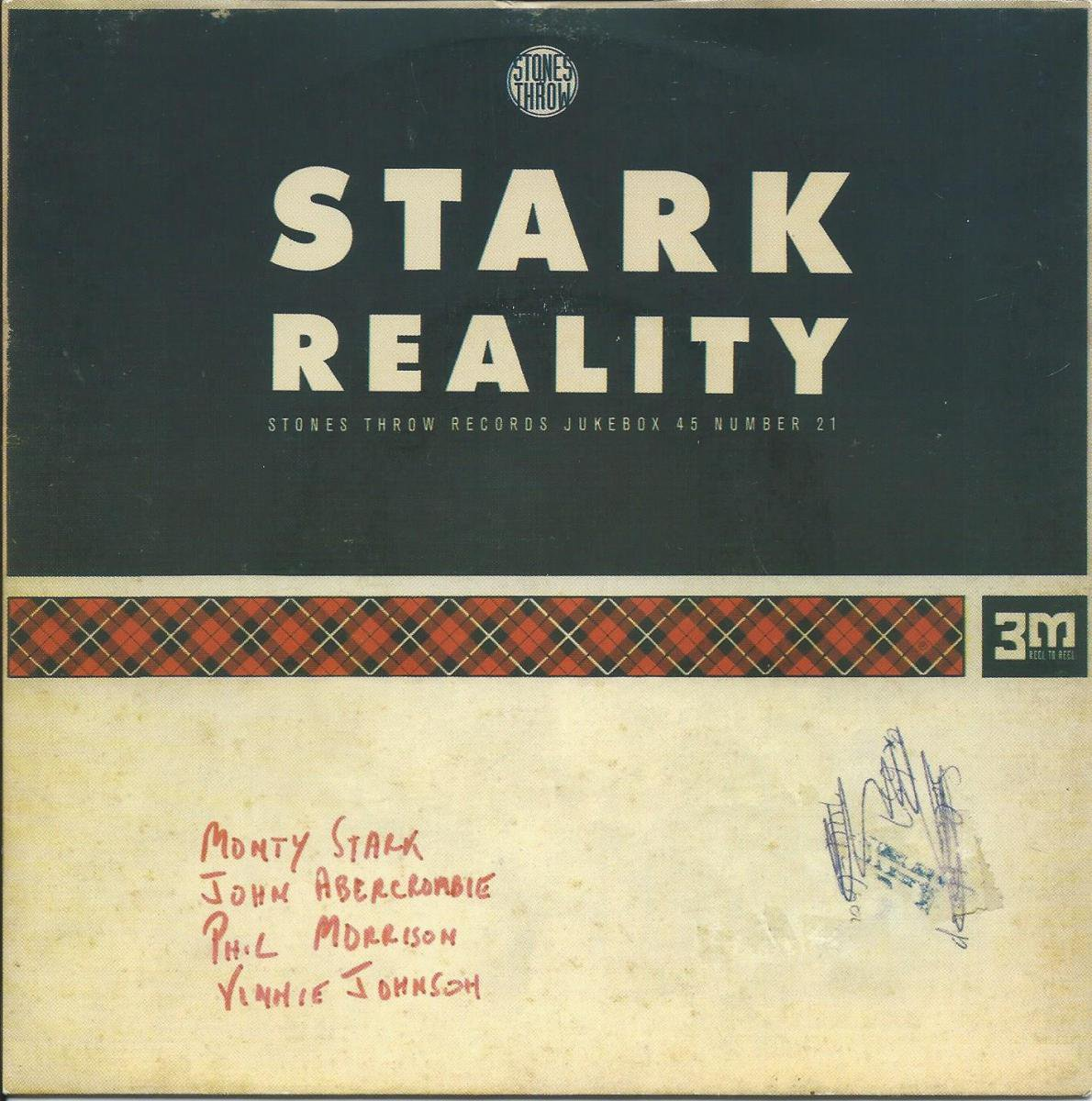 STARK REALITY ‎/ SHOOTING STARS / ROCKET SHIP (7