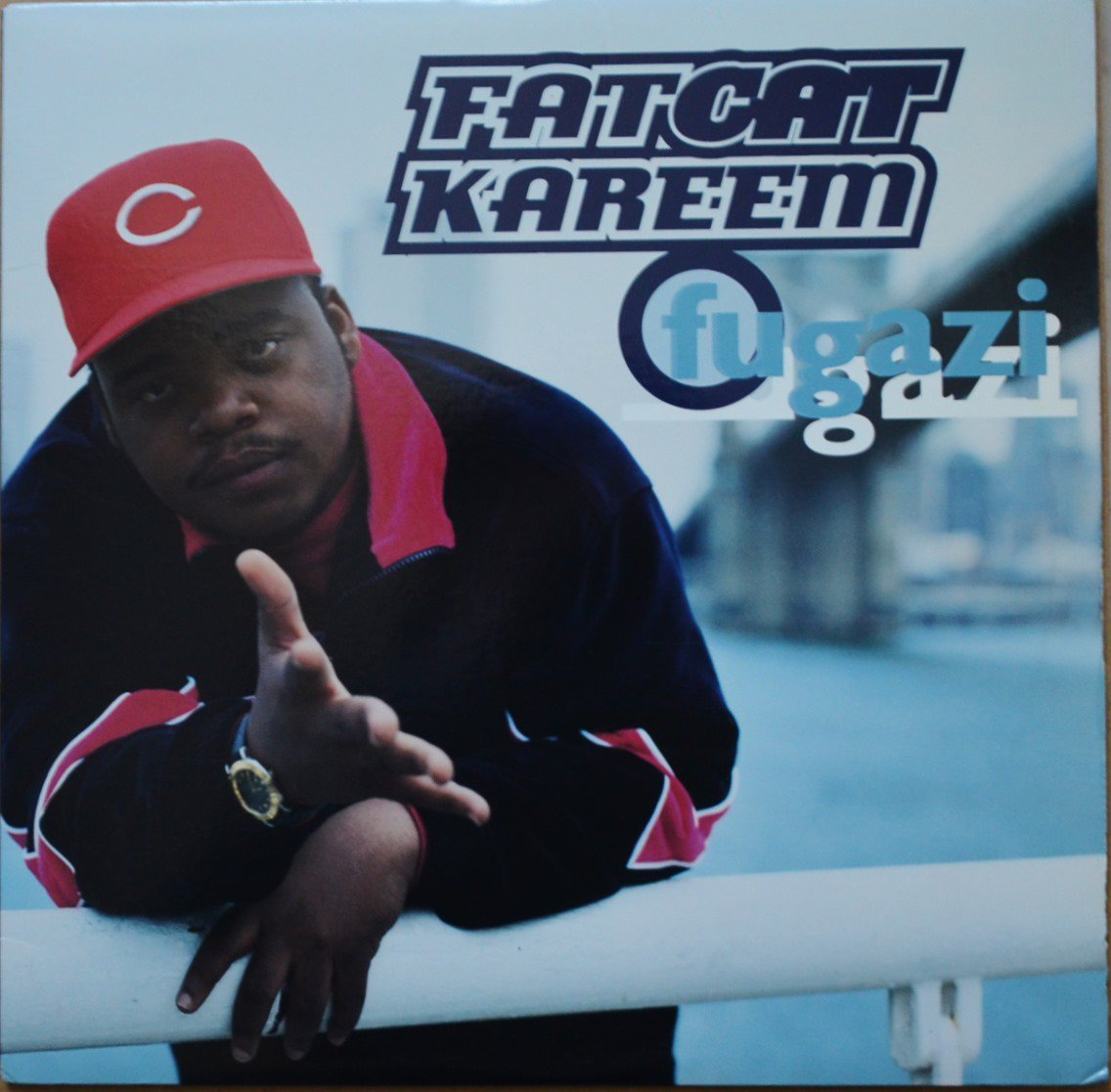 FAT CAT KAREEM / FUGAZI / MONEY GAME (PROD BY. DOMINGO) (12