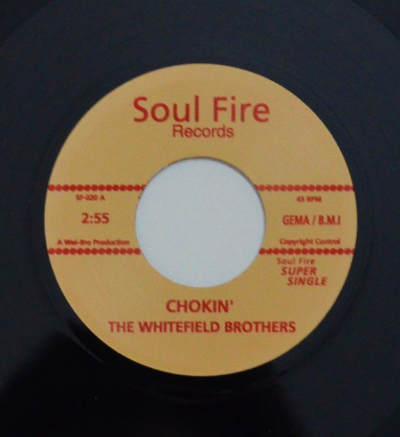 THE WHITEFIELD BROTHERS / CHOKIN' / RAMPAGE (10