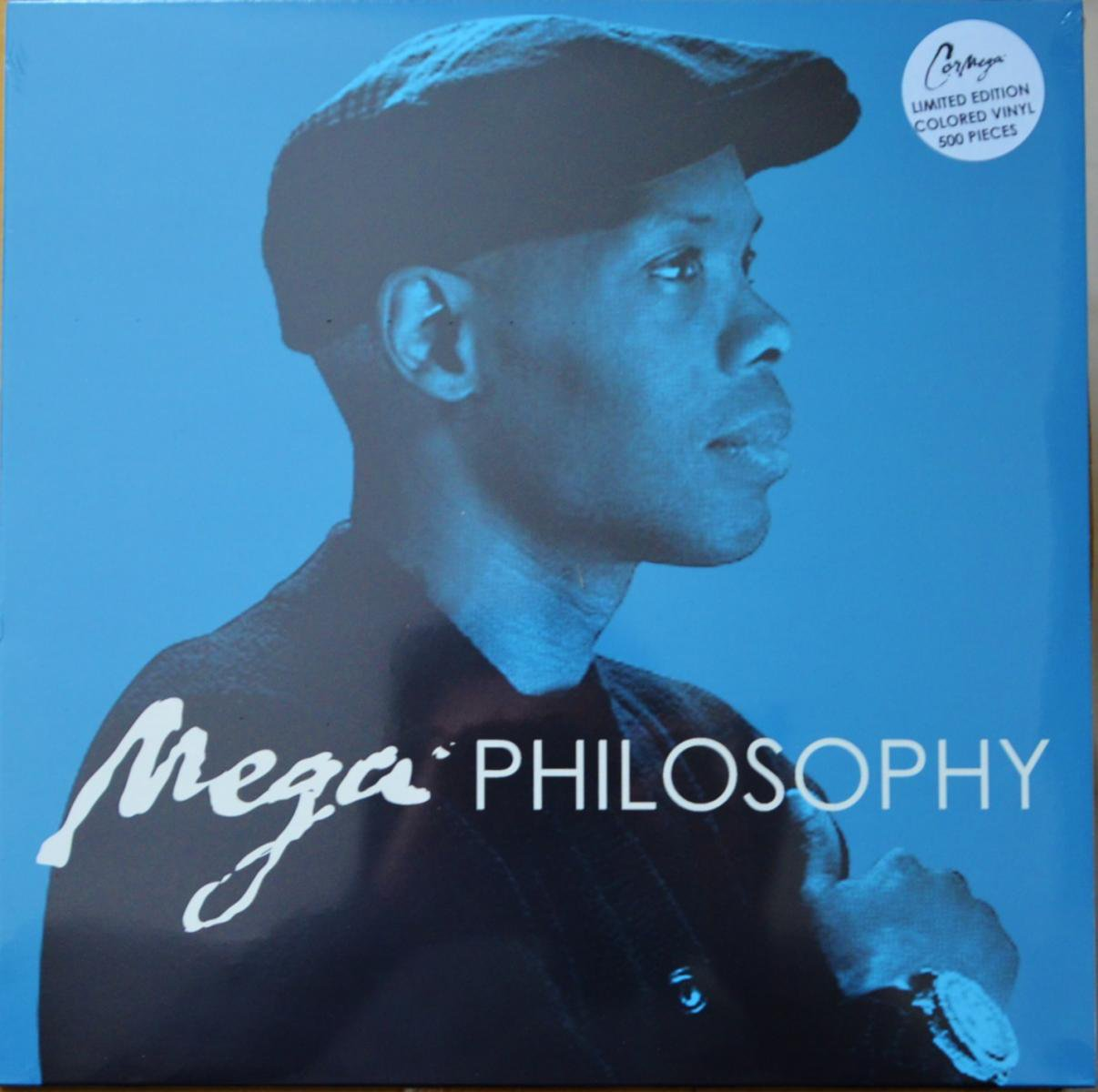 CORMEGA ‎/ MEGA PHILOSOPHY (1LP)