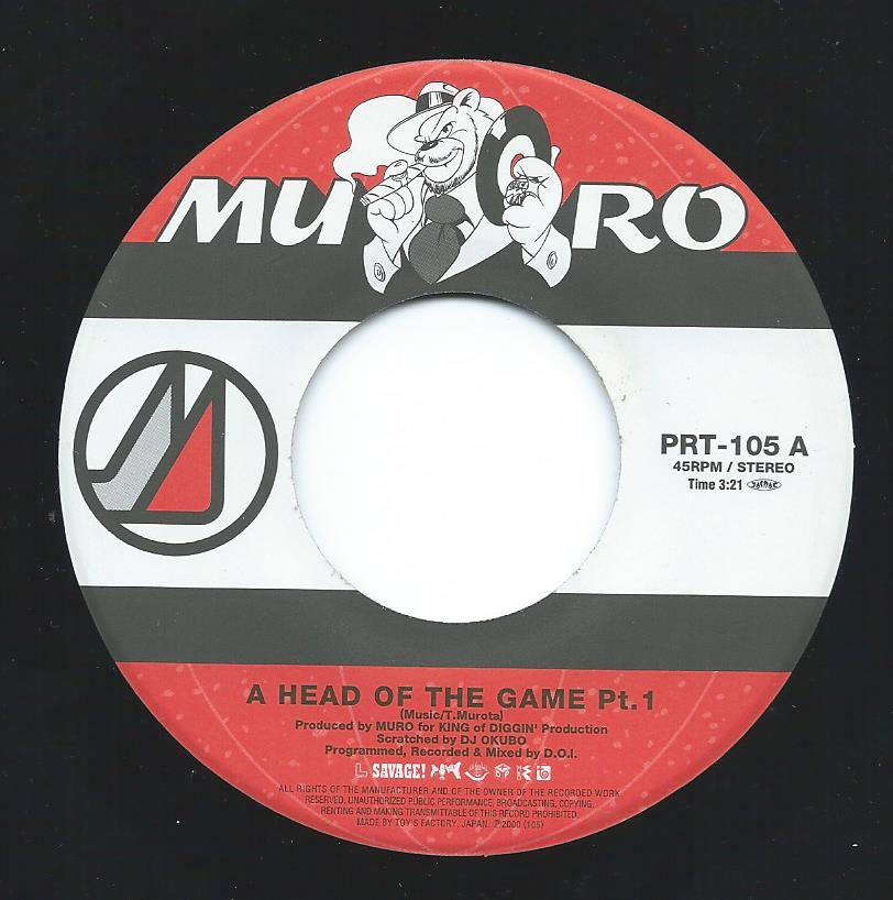 MURO / A HEAD OF THE GAME (7