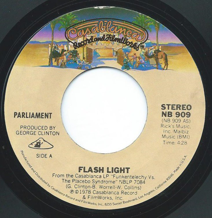 PARLIAMENT / FLASH LIGHT / SWING DOWN, SWEET CHARIOT (7