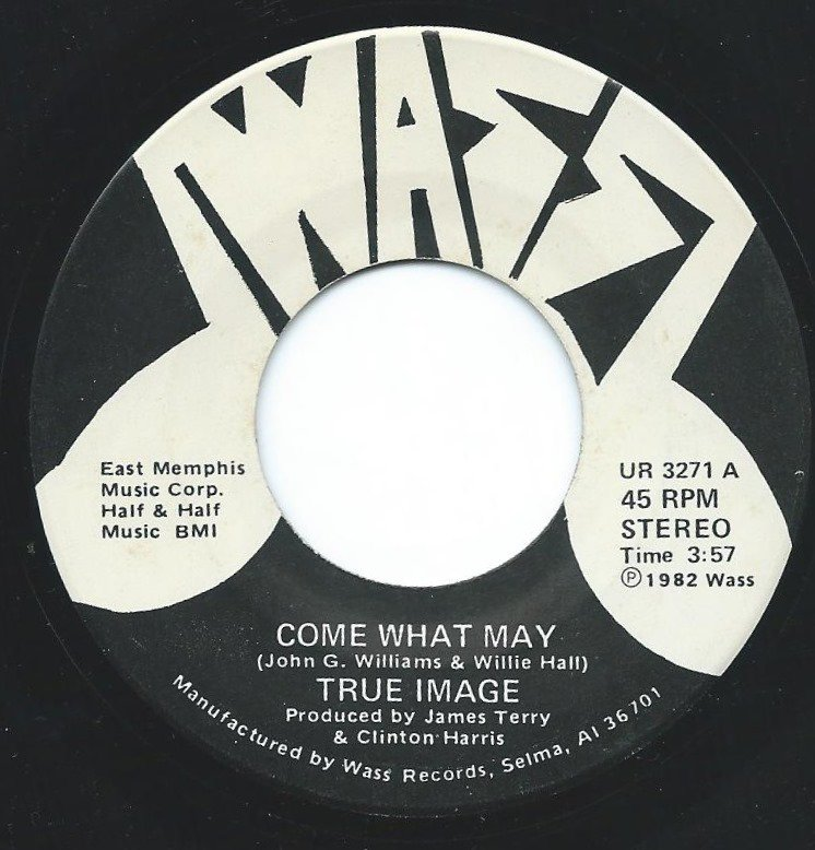 TRUE IMAGE / COME WHAT MAY / (INSTRUMENTAL) (7