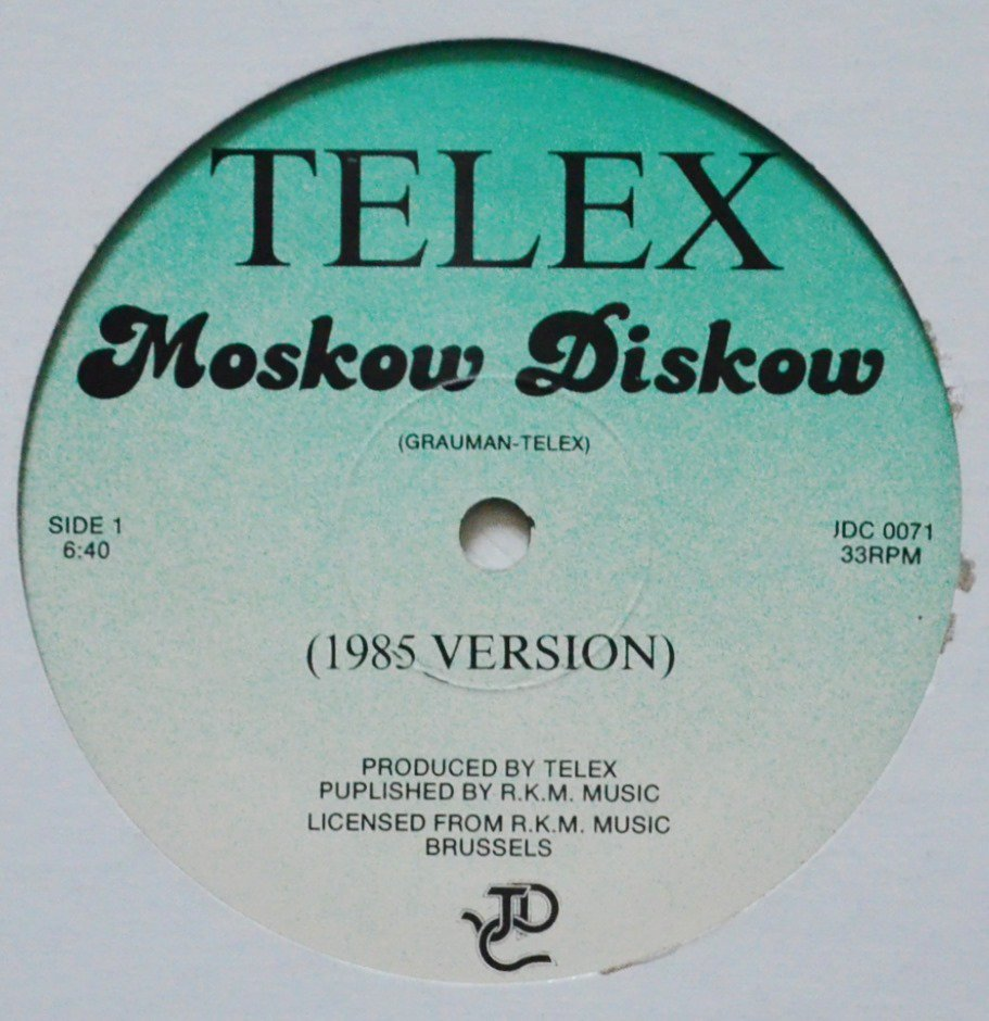 TELEX / MOSKOW DISKOW (12
