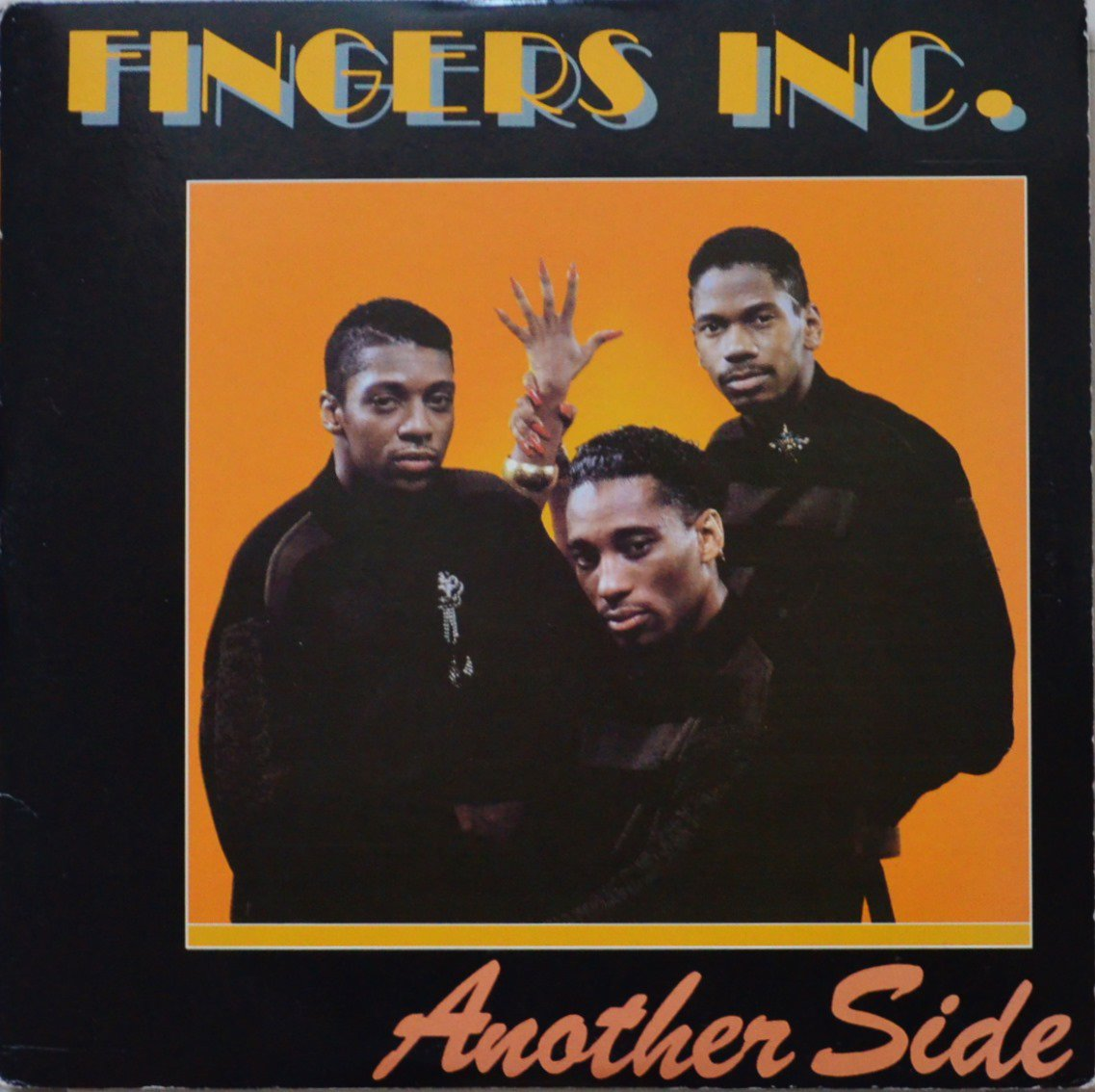 FINGERS INC. / ANOTHER SIDE (2LP)