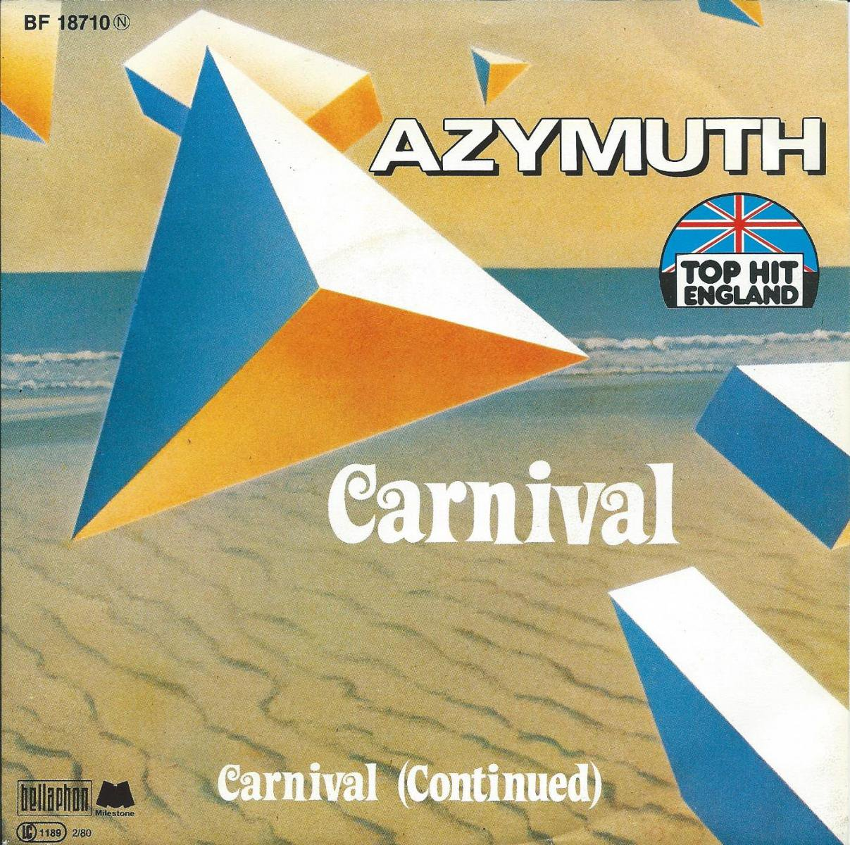 AZYMUTH / CARNIVAL / CARNIVAL (CONTINUED) (7