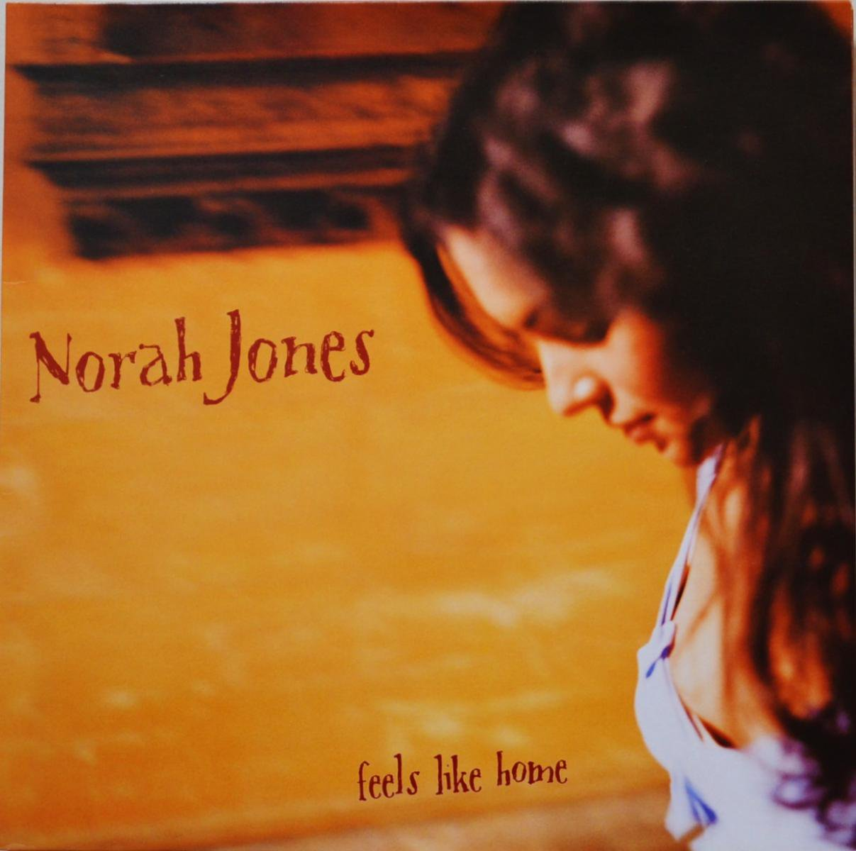 NORAH JONES / FEELS LIKE HOME (1LP)