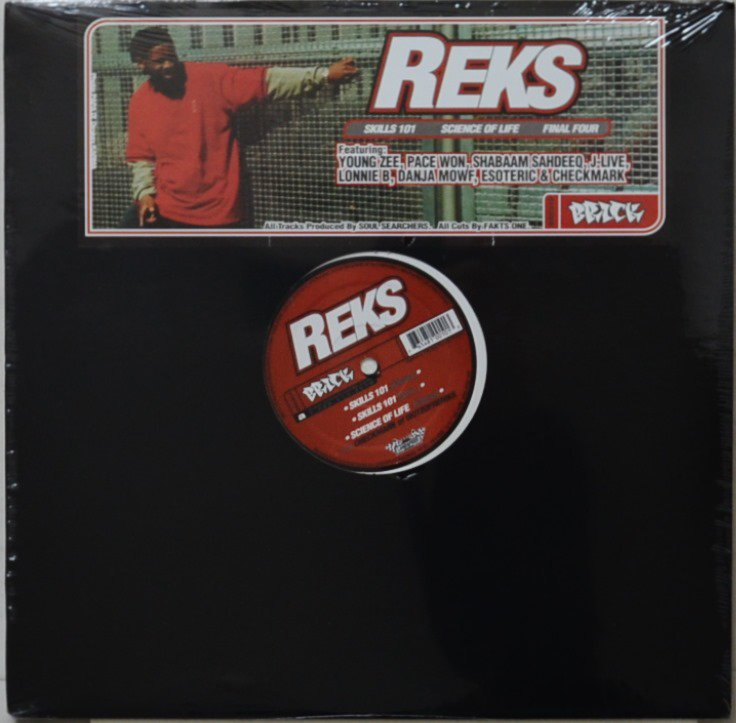 REKS / SKILLS 101 / SCIENCE OF LIFE / FINAL FOUR (12