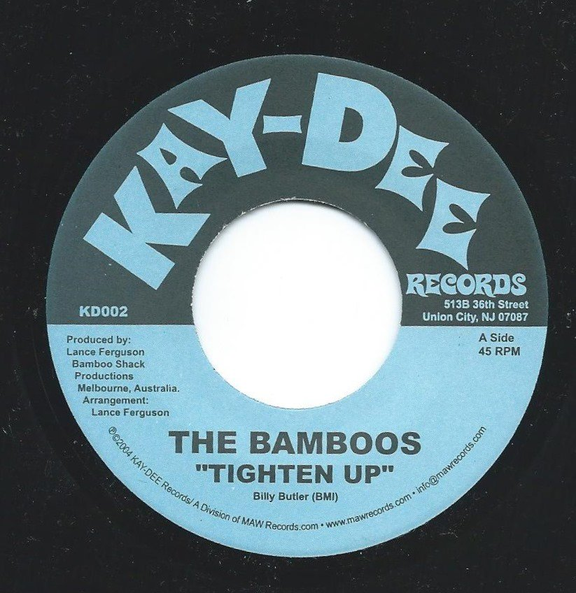 THE BAMBOOS / TIGHTEN UP / VOODOO DOLL (7