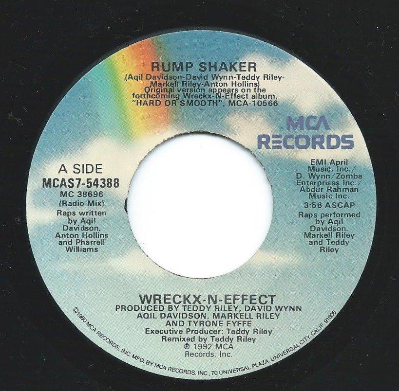WRECKX-N-EFFECT / RUMP SHAKER (7