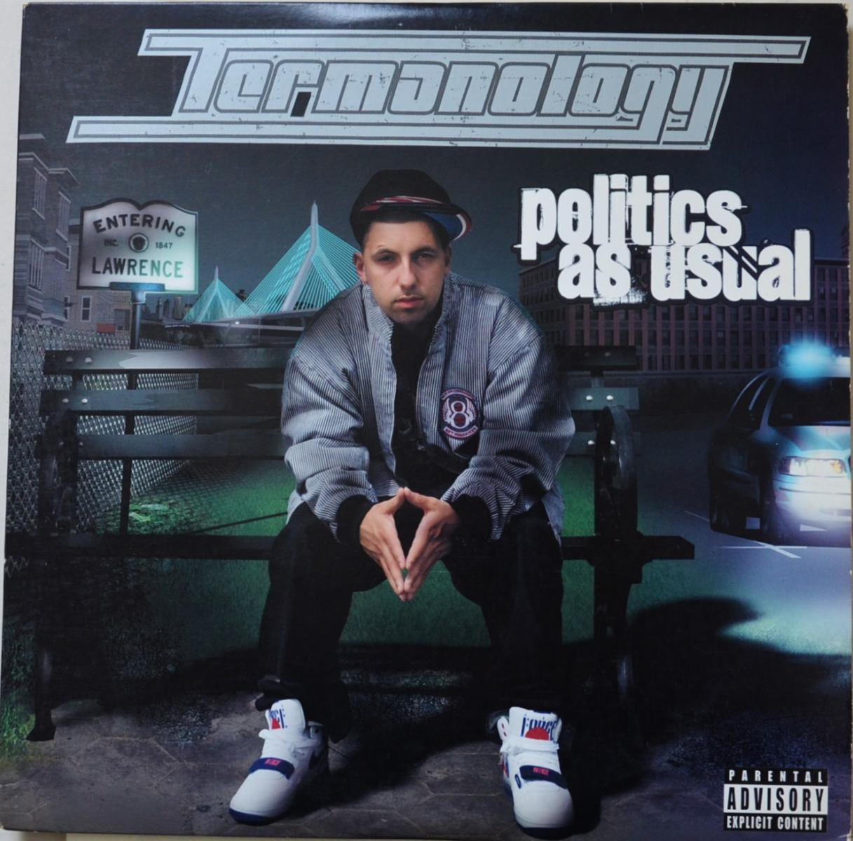 TERMANOLOGY / POLITICS AS USUAL (2LP)