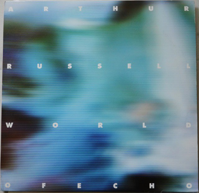 ARTHUR RUSSELL ‎/ WORLD OF ECHO (2LP)