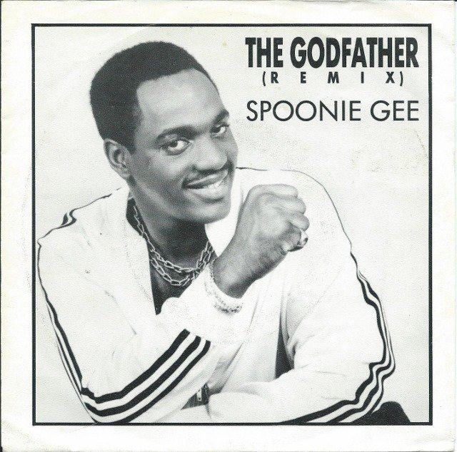 SPOONIE GEE ‎/ THE GODFATHER - REMIX (7