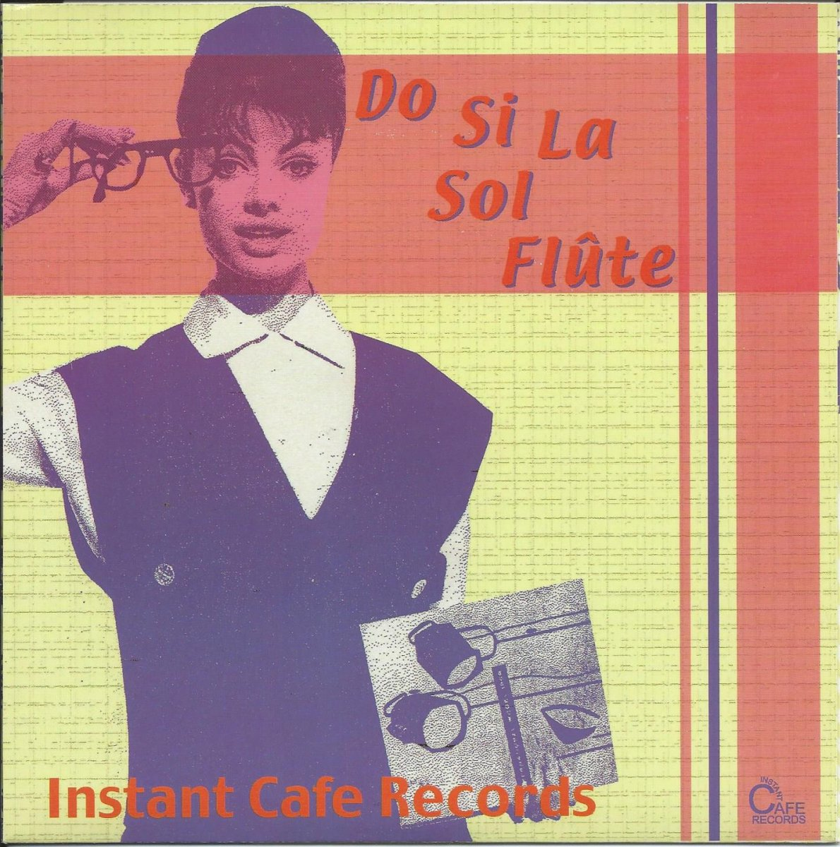 INSTANT CAFE RECORDS / DO SI LA SOL FLUTE / DRIVING ME BACKWARDS (7