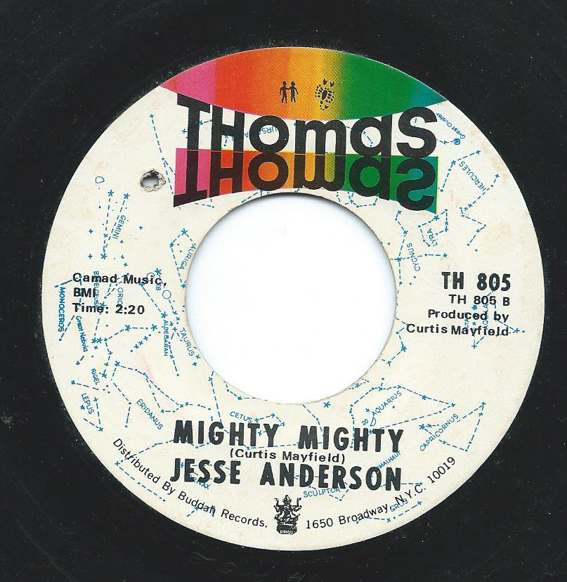 JESSE ANDERSON / MIGHTY MIGHTY / I GOT A PROBLEM (7
