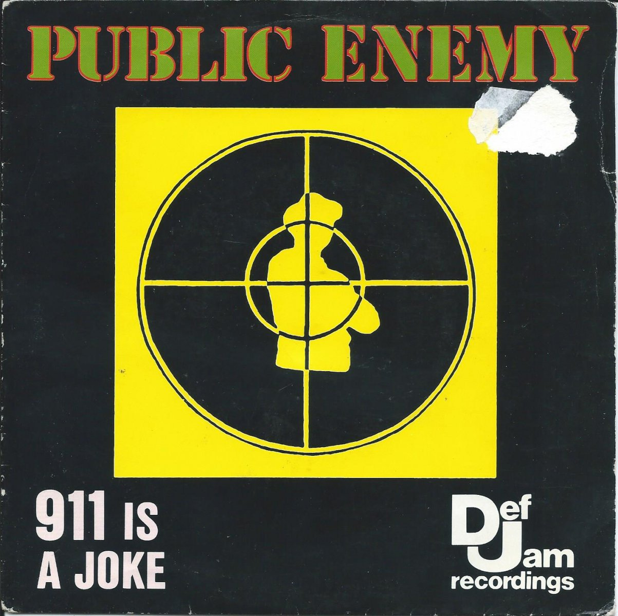 PUBLIC ENEMY / 911 IS A JOKE / REVOLUTIONARY GENERATION (7