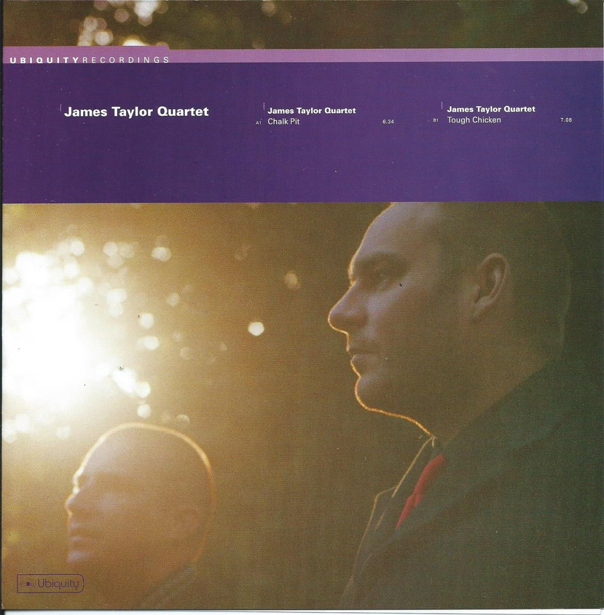 THE JAMES TAYLOR QUARTET / CHALK PIT / TOUGH CHICKEN (7