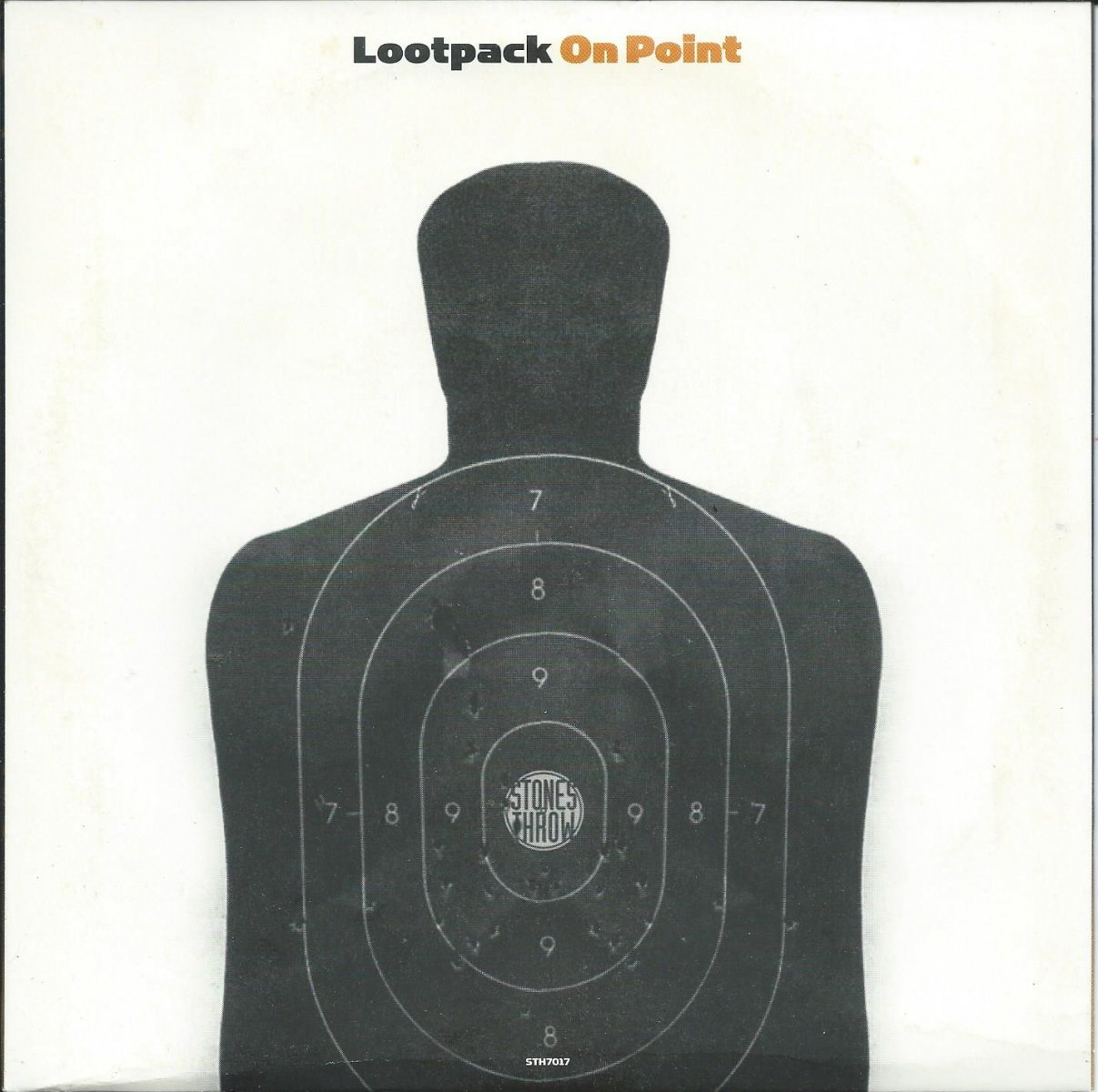 LOOTPACK ‎/ QUESTIONS (REMIX) / ON POINT (7