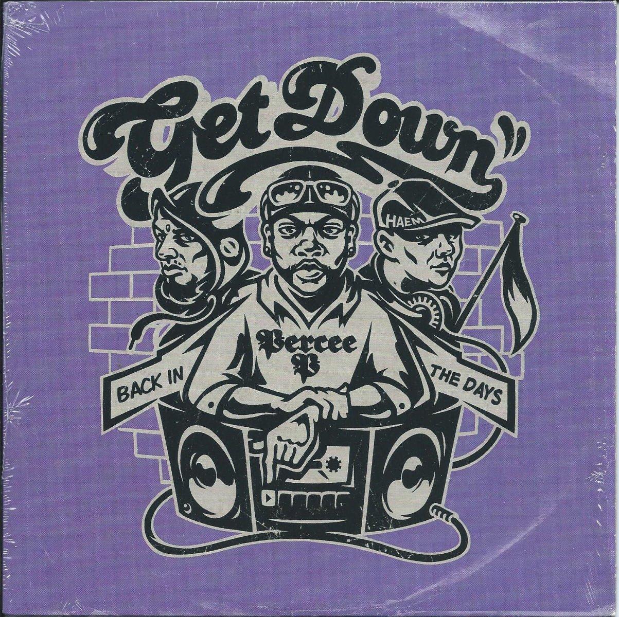 METRO / PERCEE P / DJ HAEM / GET DOWN (7