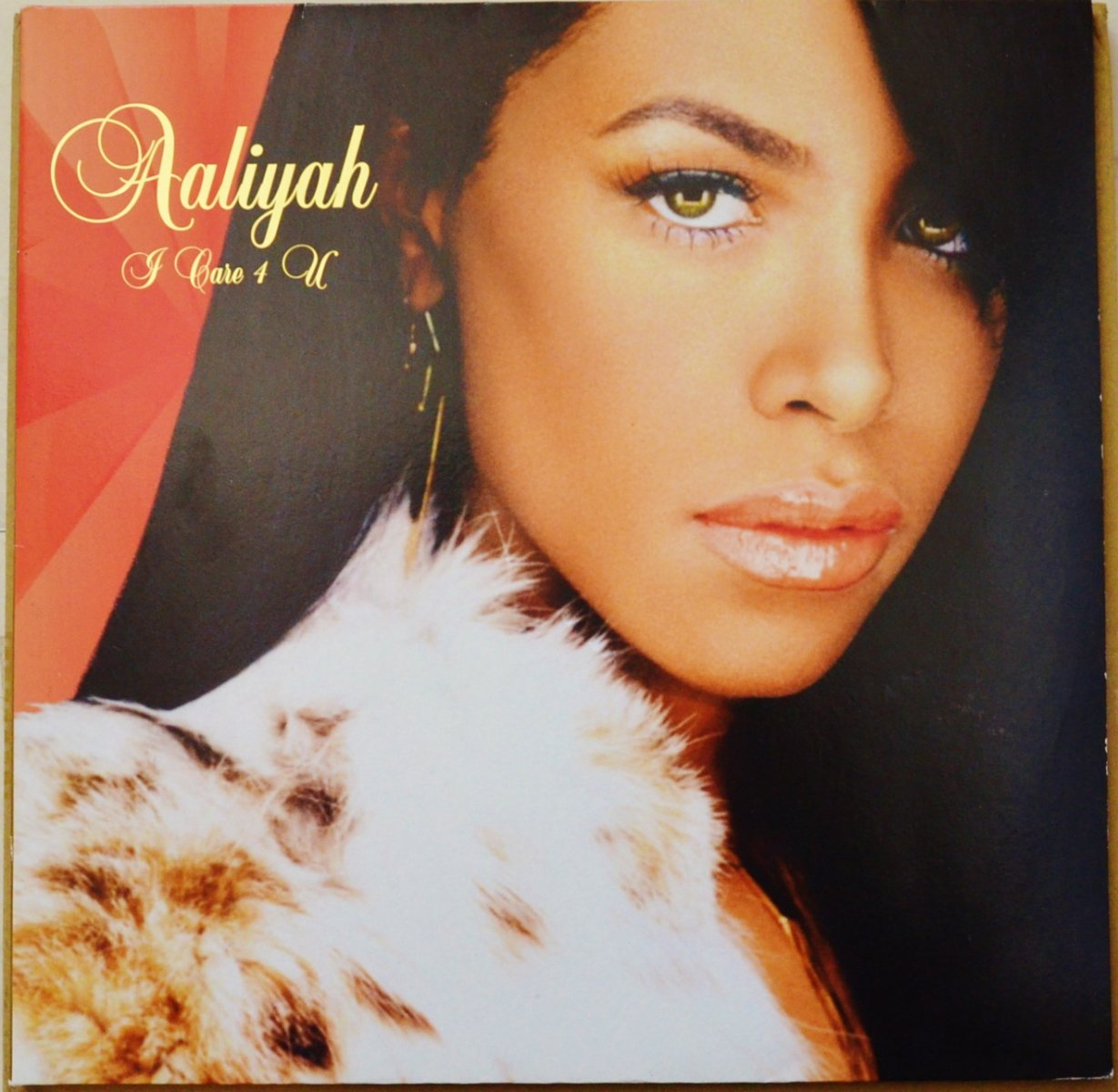 AALIYAH ‎/ I CARE 4 U (2LP)