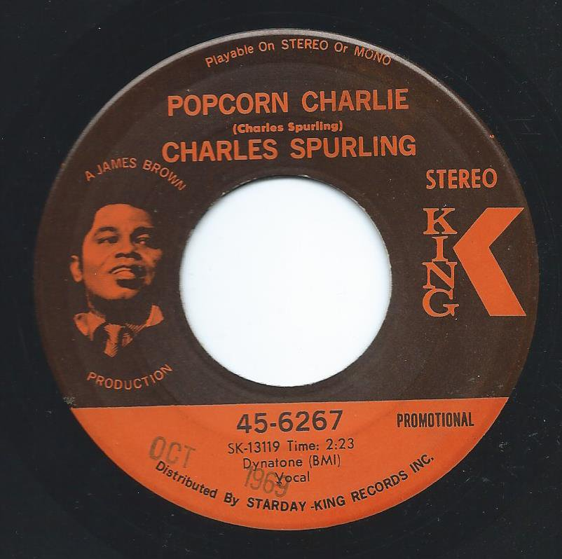 CHARLES SPURLING / POPCORN CHARLIE (7